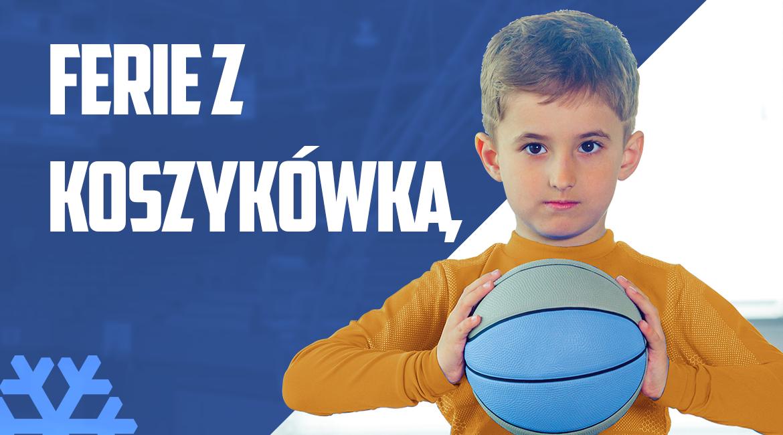 Znalezione obrazy dla zapytania ferie z koszykówką